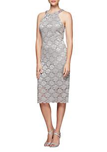 Mid-Length Cocktail Dress