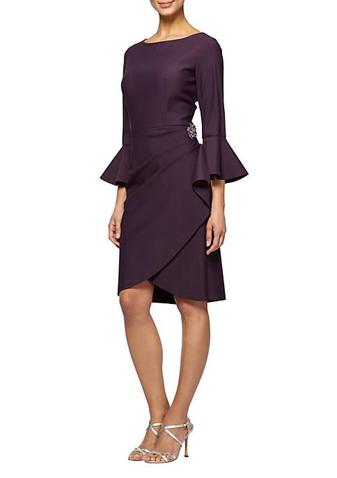 Short Sheath Dress