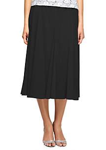 T-Length Skirt