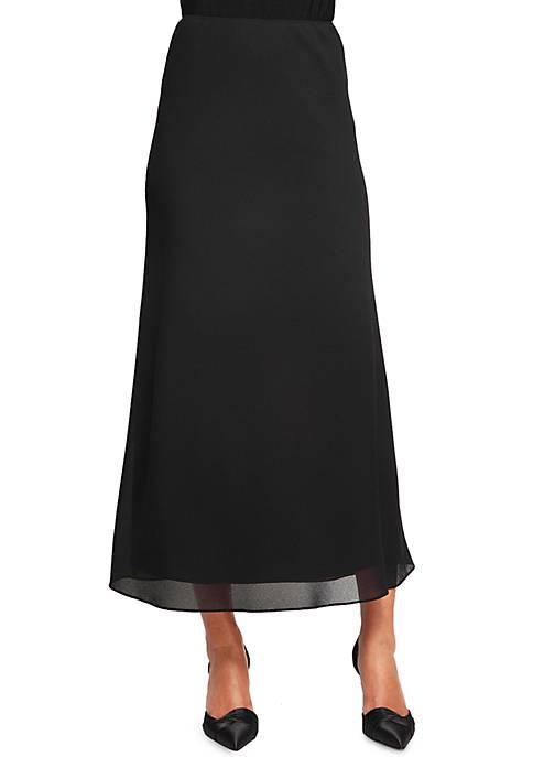 Alex Evenings T-length Skirt