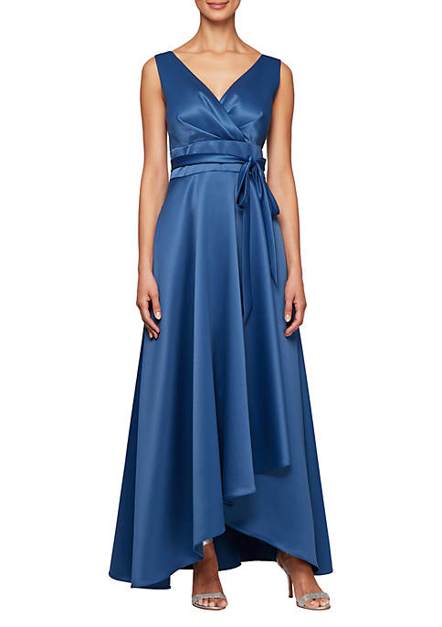 Alex Evenings Long Sleeveless Ball Gown