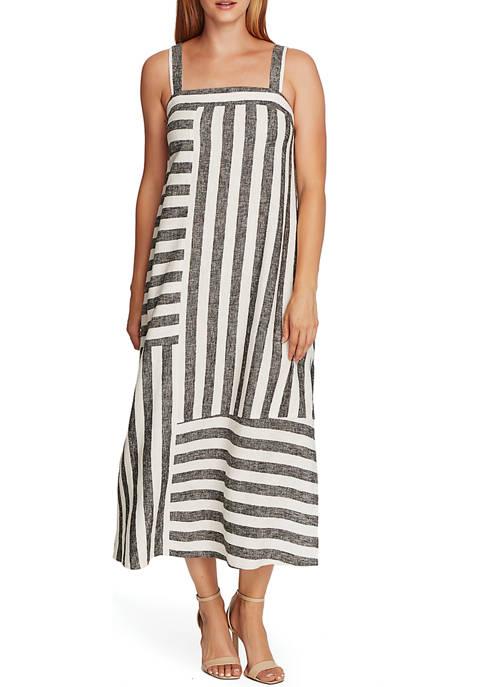 Mix Stripe Dress