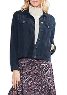 Tencel Twill 2-Pocket Jacket