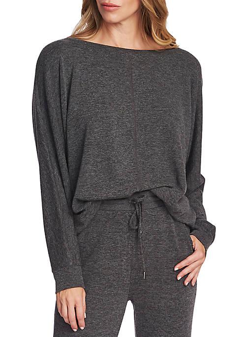 Cozy Dolman Sleeve Sweatshirt