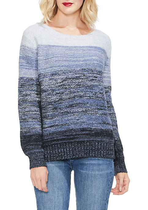Ombre Knit Sweater
