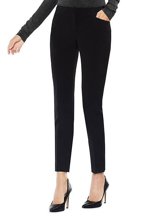Vince Camuto Milano Twill Pocket Pants