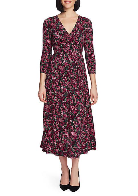 Meadow Garden Knot Front Dress