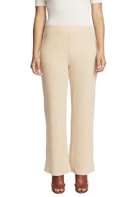 CHAUS Womens Brushed Jersey Pants