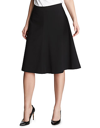 22b09d06b3 CHAUS Knee Length A-Line Skirt | belk