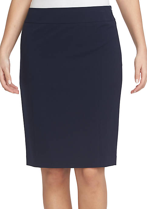 CHAUS Essential Knee Length Skirt