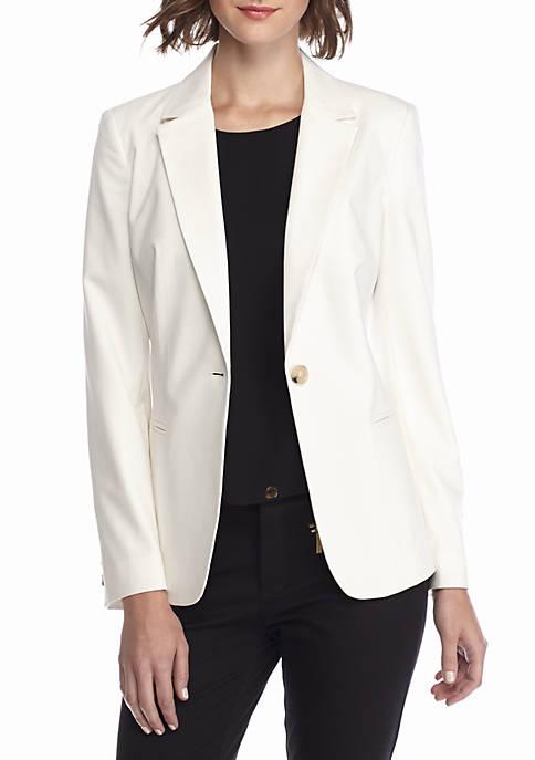 CHAUS Essential Blazer
