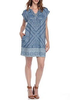 Jessica Simpson Samantha Shift Dress