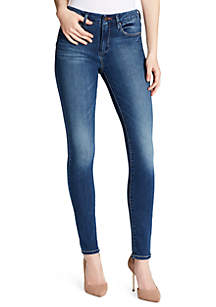 Curvy High Rise Skinny Jean