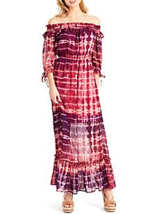 Dahlia Off-The-Shoulder Dress