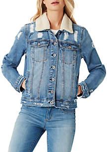 Reagan Denim Jacket