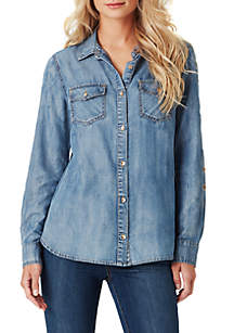 Petunia Denim Shirt