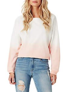 Dasha Dip Dye Sweatshirt