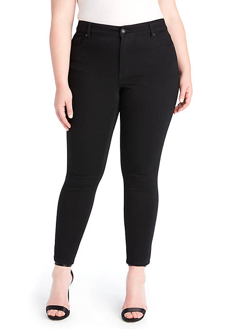 Jessica Simpson Plus Size High Rise Skinny Jeans