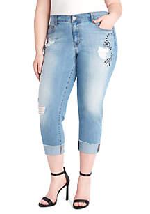 Plus Size Mika Jeans