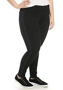 Plus Size Kiss Me Super Skinny Denim Jeans