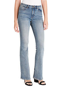 Adored High Rise Flare Jeans