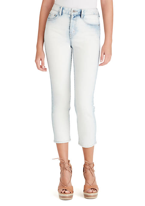 Jessica Simpson Pick Me Up Cropped Jeans