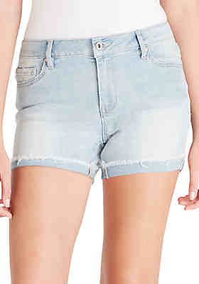 1c944d686af Jessica Simpson Forever Roll Cuff Shorts ...