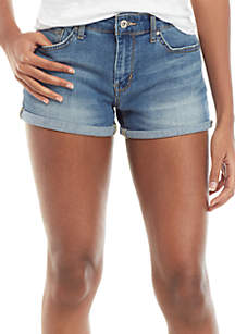 Jessica Simpson Forever Roll Cuff Shorts