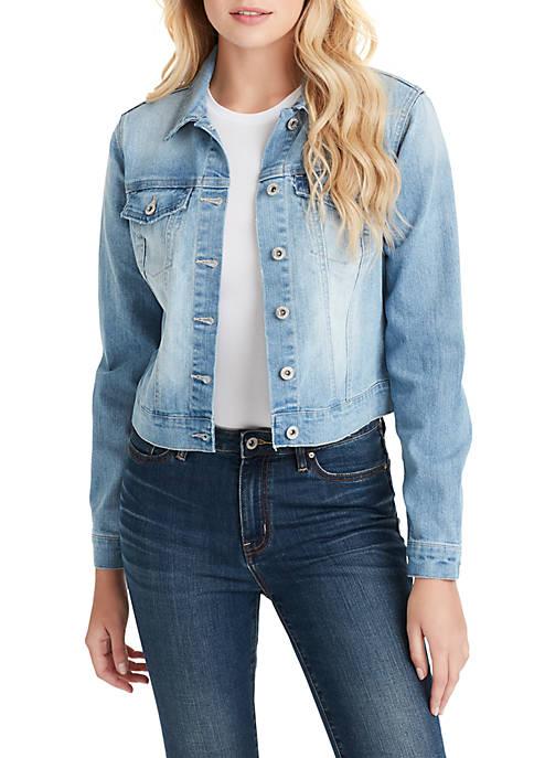 Jessica Simpson Pixie Classic Feminine Jacket