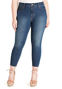 Jessica Simpson Plus Size Adored High Rise Skinny Jeans