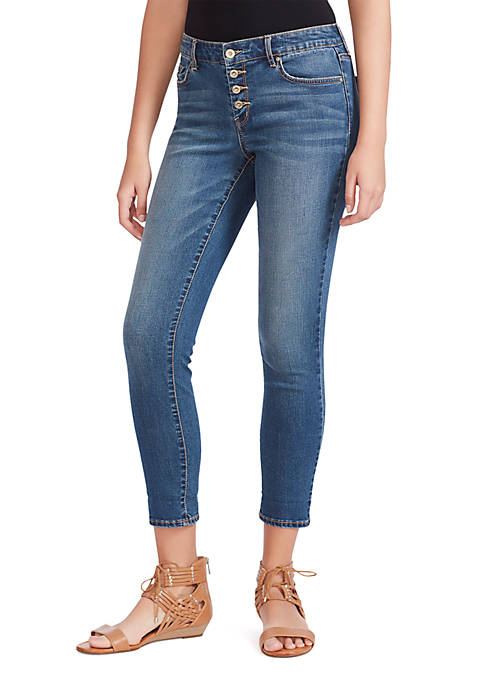 Forever Rolled Ankle Jeans