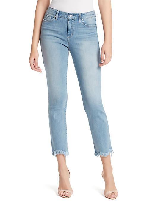 Arrow Straight Ankle Jeans