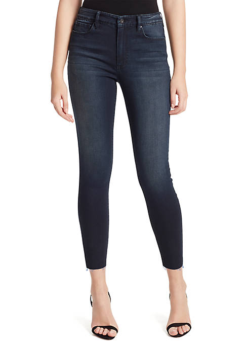 Jessica Simpson Adored High Rise Skinny Ankle Jeans