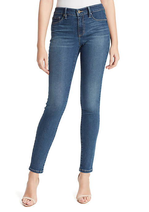 Jessica Simpson Reprieve Kiss Me Skinny Jeans