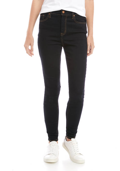 Jessica Simpson Curvy High Rise Skinny Jeans