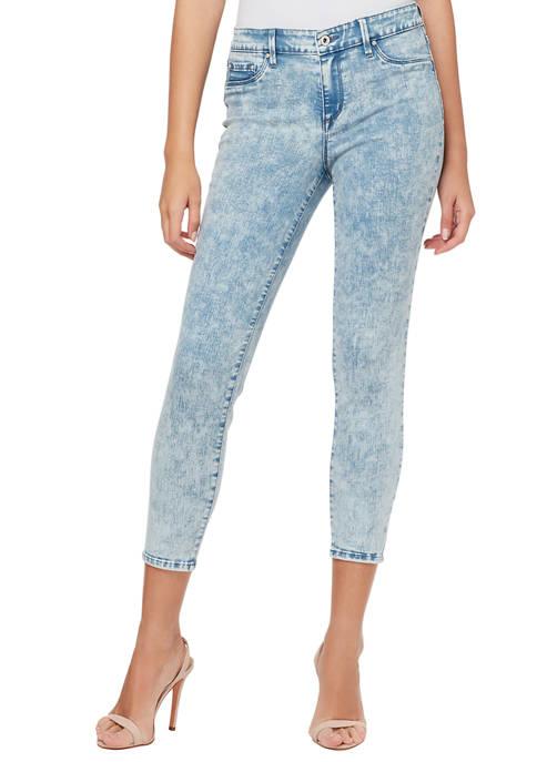 Jessica Simpson Kiss Me Ankle Skinny Midrise Pants