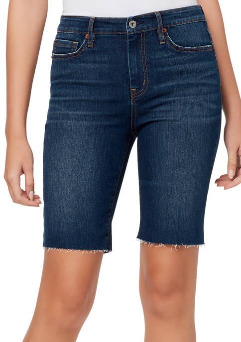 Jessica Simpson Adored Slim Bermuda Shorts