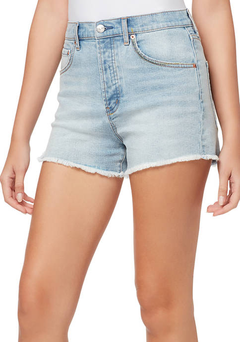 Jessica Simpson Infinite High Waist Shorts
