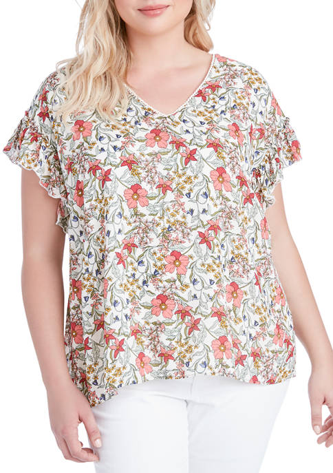Plus Size Ashby Top