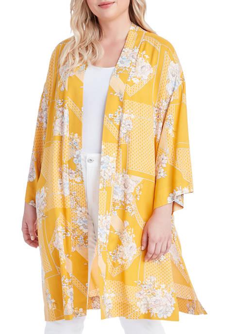Plus Size Bea Kimono
