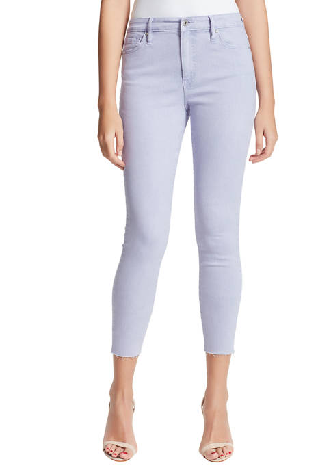 Adored Ankle Skinny Jeans