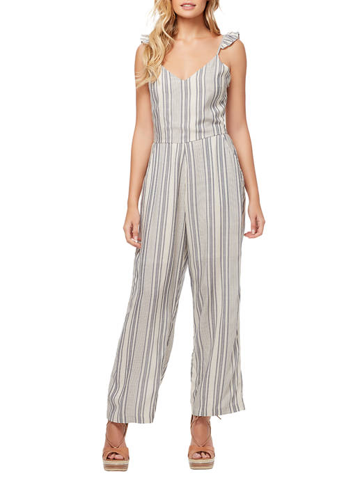 Jessica Simpson Martina Sleeveless Jumpsuit