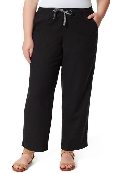 Jessica Simpson Plus Size Nara Beach Pants