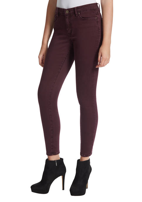 Jessica Simpson Adored High Rise Skinny Jeans