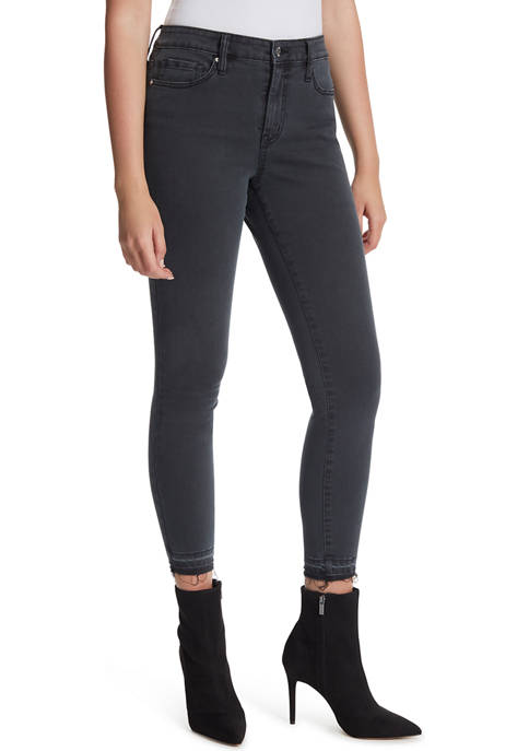 Adored High Rise Waist Skinny Jeans