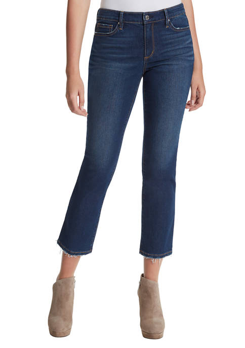 Jessica Simpson Arrow Straight Ankle Jeans