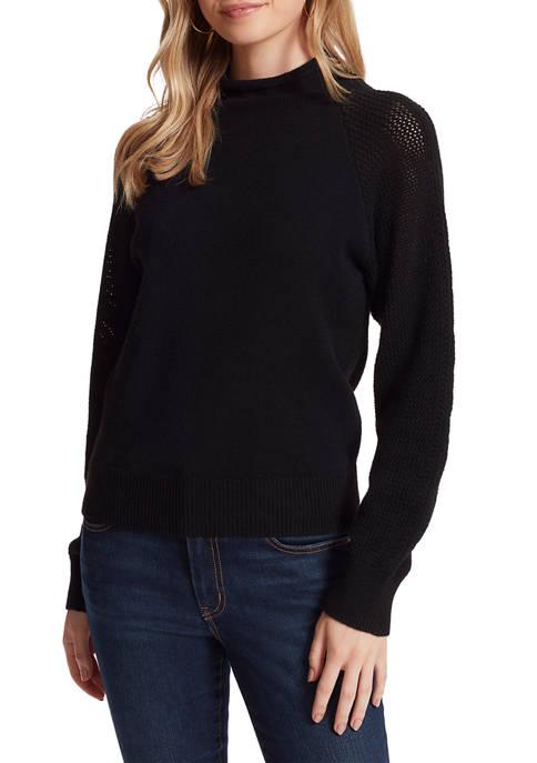 Jessica Simpson Long Sleeve Saskia Sweater