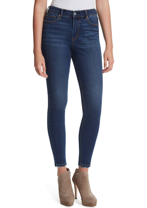Jessica Simpson Air Adored High Rise Skinny Jeans