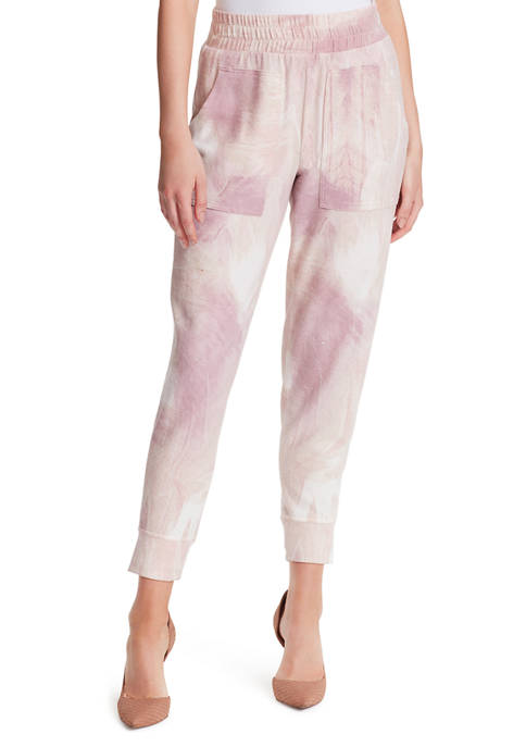 Cozy Printed Jogger Pants