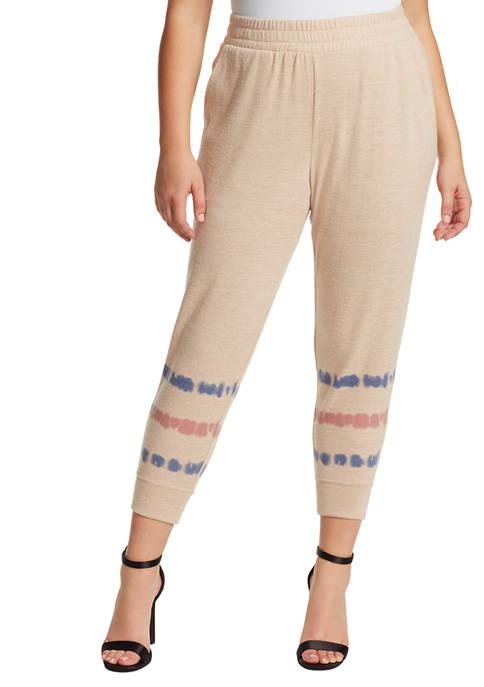 Jessica Simpson Plus Size Cozy Pants